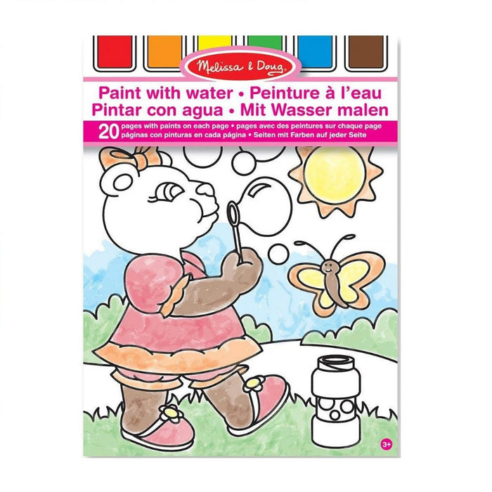 Melissa & Doug Paint with Water Pink