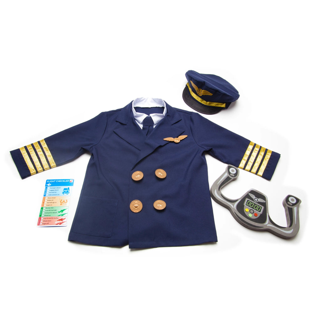 Melissa & Doug Pilot Role Play