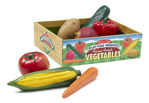 Melissa & Doug PlayTime Vegetables (plastic)