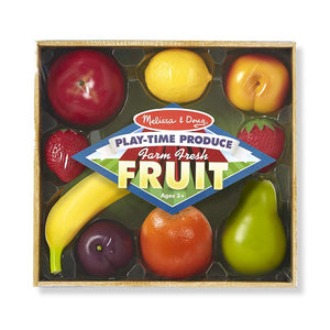 Melissa & Doug Playtime Fruits