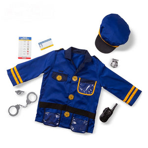 Melissa & Doug Police Officer Role Play