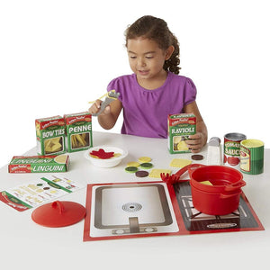 Melissa & Doug Prepare And Serve Pasta