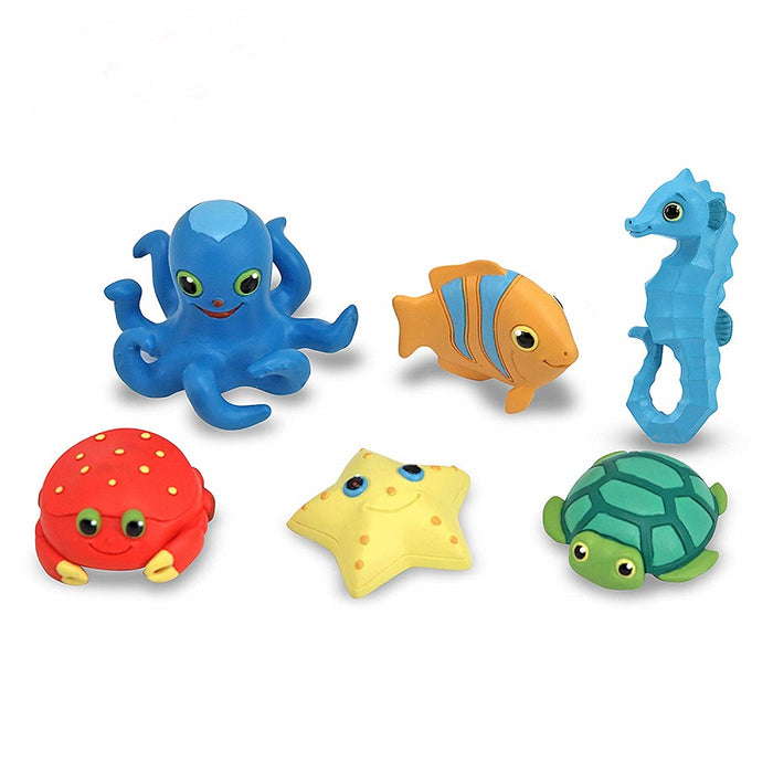 Melissa & Doug Seaside Sidekicks Creature Set