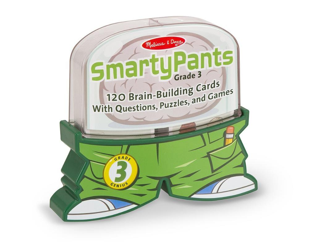 Melissa & Doug Smarty Pants - 3rd Grade Card Set
