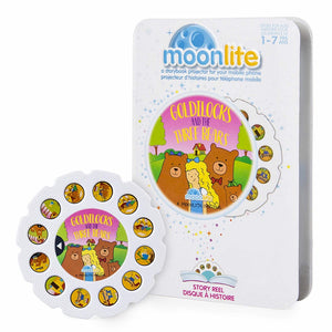 Moonlite Single Story Goldilocks & The Three Bears