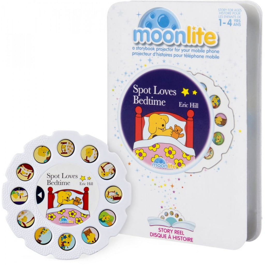 Moonlite Single Story Spot Loves Bedtime