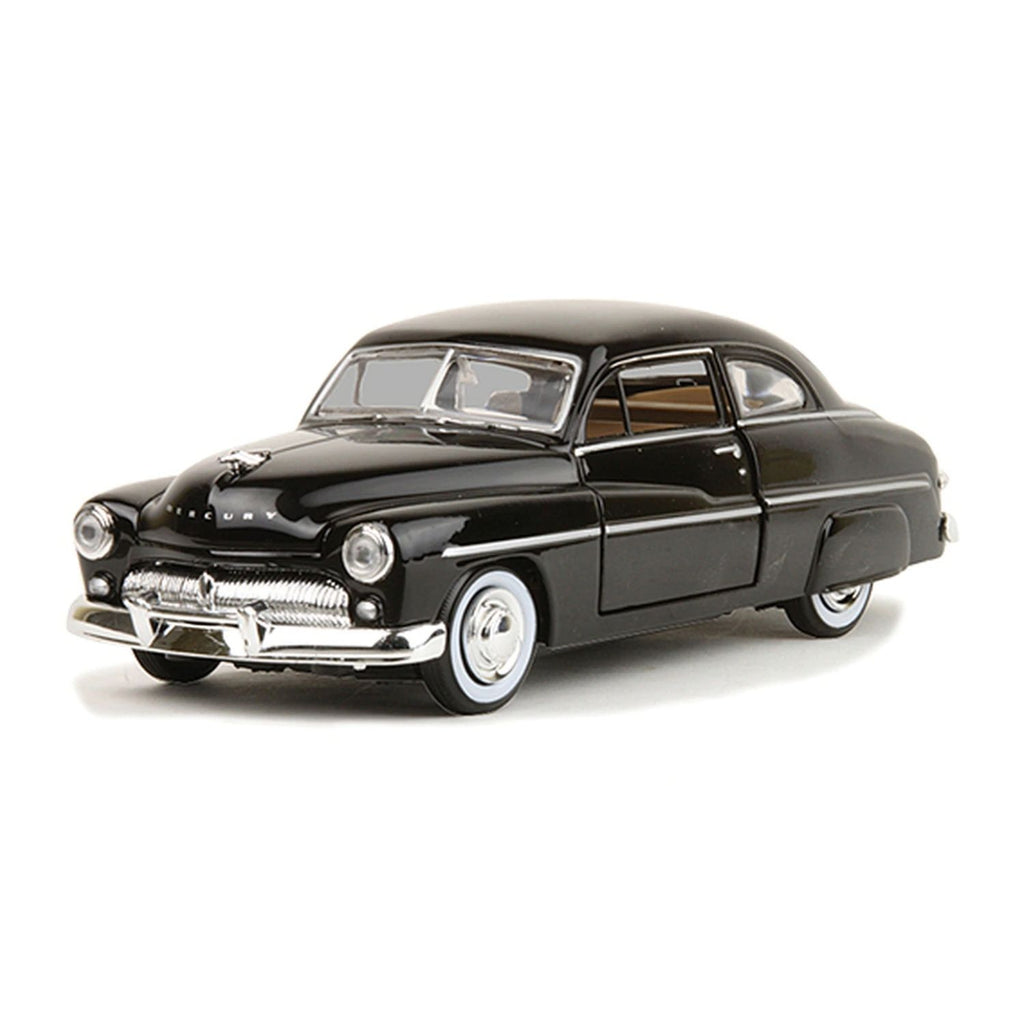 Motormax Mercury Coupe Black 1949 1:24 Scale Diecast Car