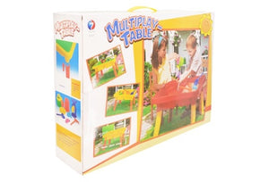 Multi Play Table Sand Beach Set Multi Player Set