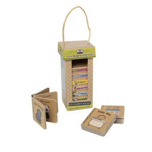 Melissa & Doug NP Book Tower - Little Learning Books