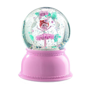 Djeco Snow Globe Night Lights Ballerina