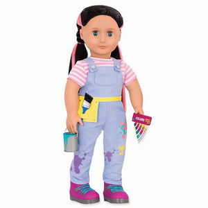 Ou Generation Pro 18inch Doll Woodworker Ananda