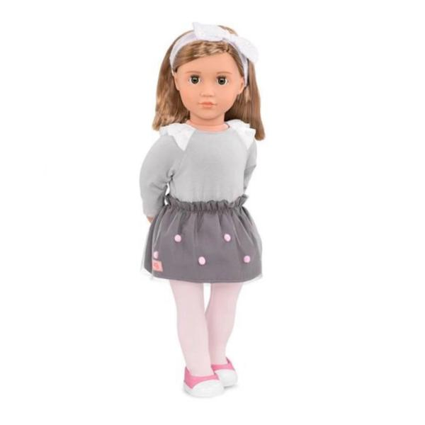 Our Generation 18inch Classic Doll Bina