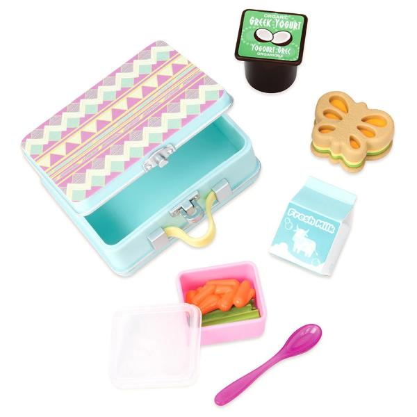 Our Generation All Set For Lunch School Theme Accessories