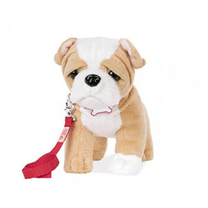 Our Generation Bulldog Puppy 15cm