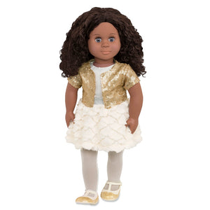 Our Generation Classic Doll Holiday Haven 18 inch Ethnic