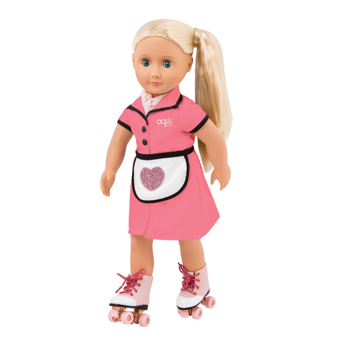 Our Generation Classic Retro Doll Rachel