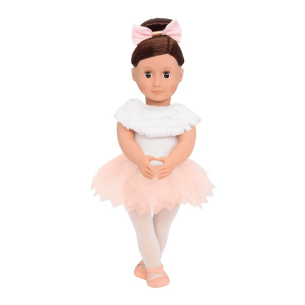 Our Generation Classic Doll Valencia 18 inch Brunette