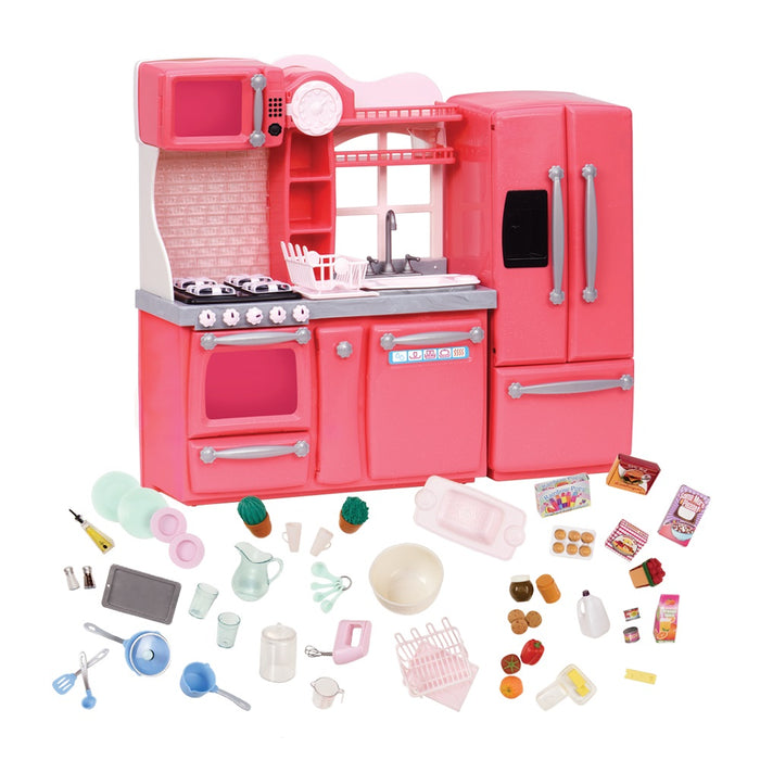 Our Generation Gourmet Kitchen Playset