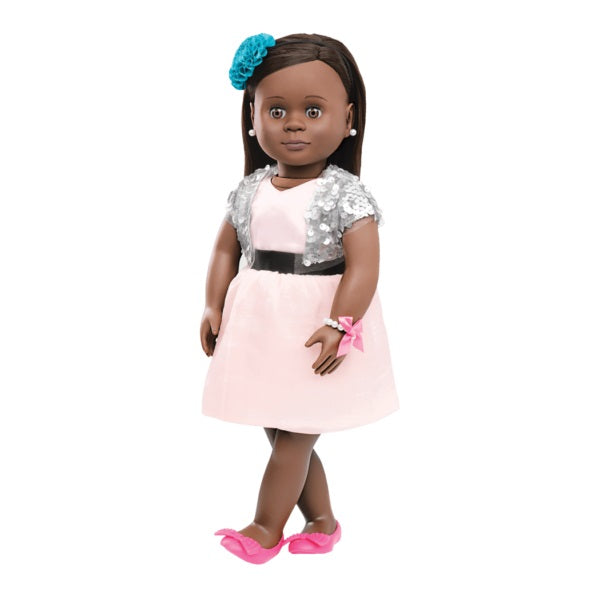 Our Generation Jewelry Speciality Doll Maeva 18inch