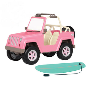 Our Generation Vehicles Off-Roader 4X4 Electric Jeep