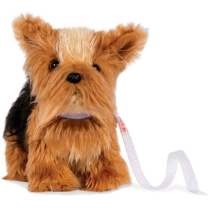 Our Generation Yorkshire Terrier Poseable 7inch Pup