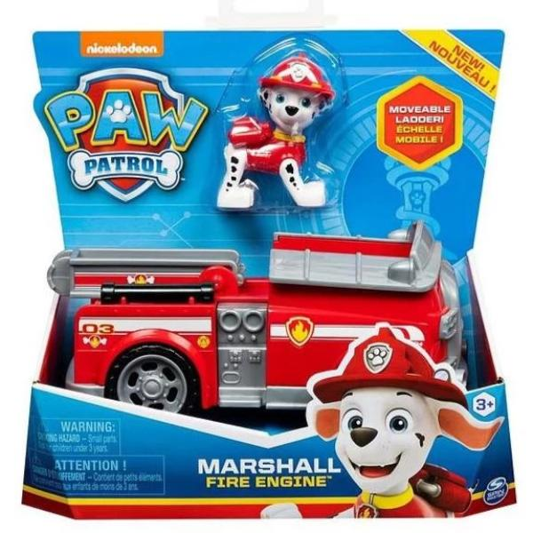 Paw Patrol - Marshall Fire Engine