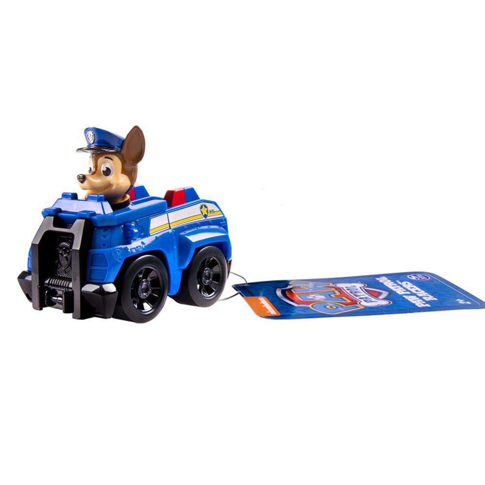 Paw Patrol Rescue Racer Police Chase
