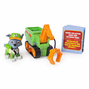 Paw Patrol Rocky's Ultimate Rescue Mini Crane Cart