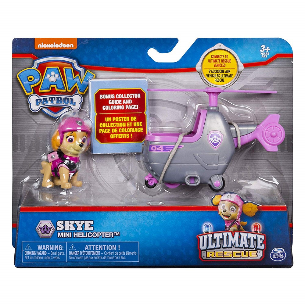 Paw Patrol Skye's Ultimate Rescue Mini Helicopter
