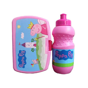 Peppa Pig Astro Bottle & Sandwich Box