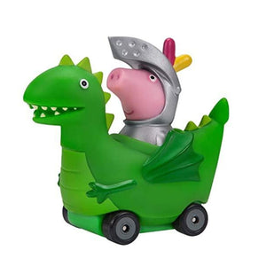 Peppa Pig Mini Buggy - George And Dragon