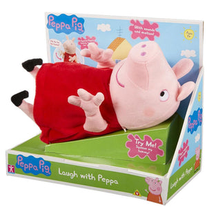 Peppa Pig Laugh With Peppa