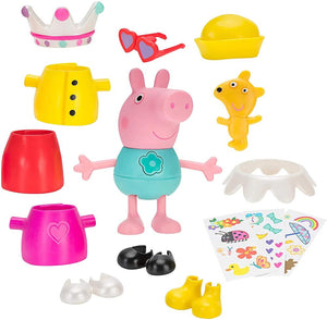 Peppa Pig Talking Dress-Up Peppa