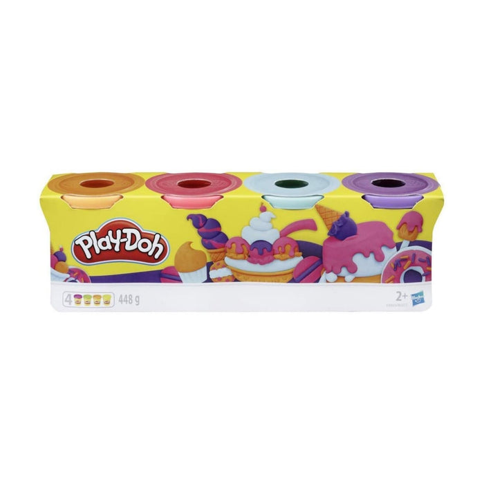 Play-Doh 4 Pack Color Assortment - Sweet Colours