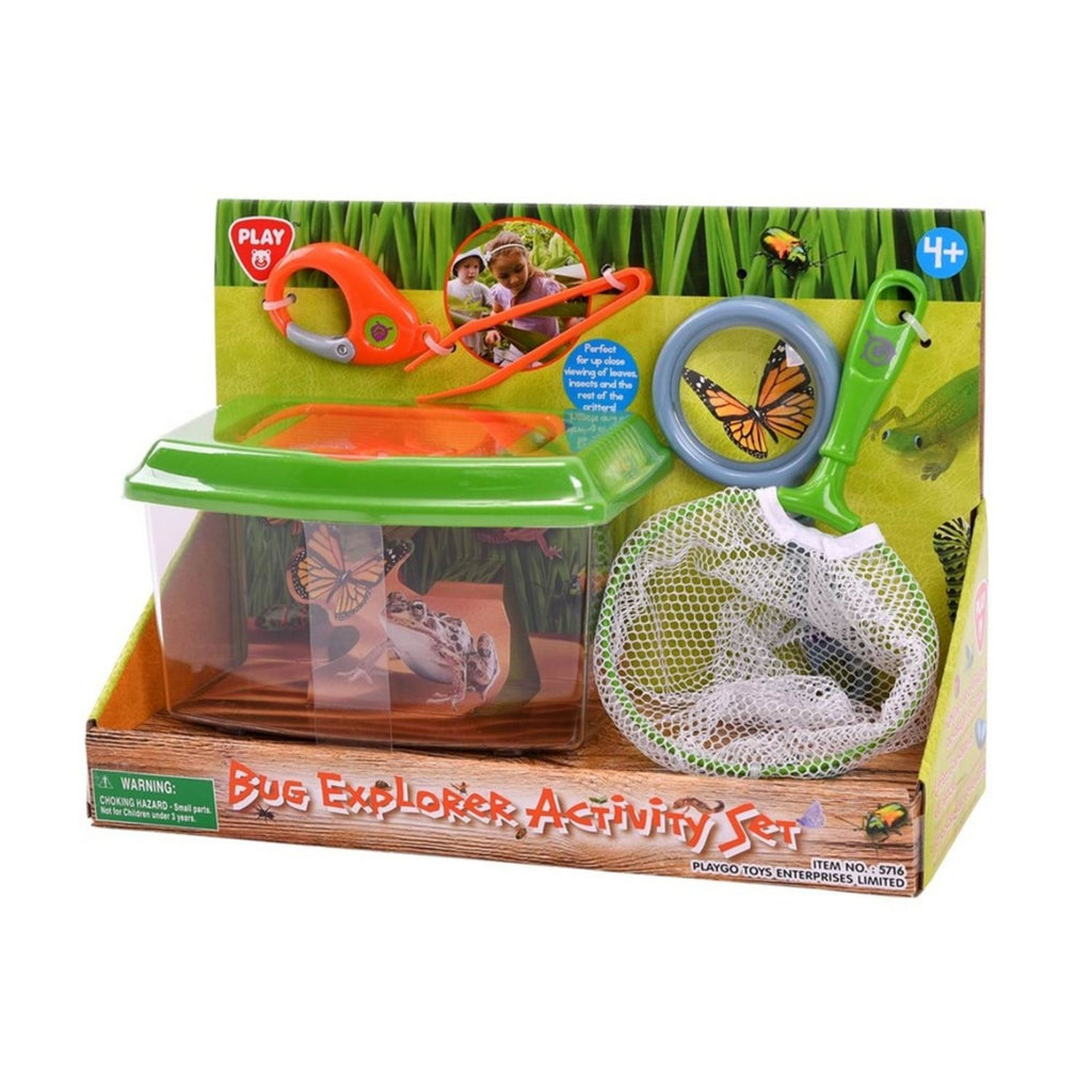 PlayGo Bug Explorer Activity Set