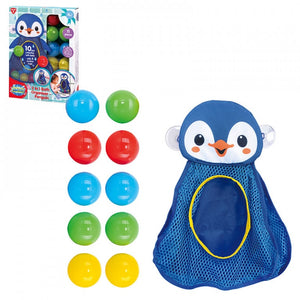 PlayGo 2 In 1 Bath Organiser Penguin