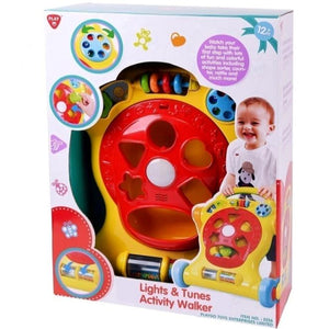 PlayGo BO Lights & Tune Activity Walker