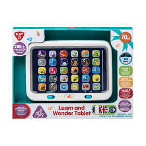 PlayGo Bo Learn And Wonder Tablet