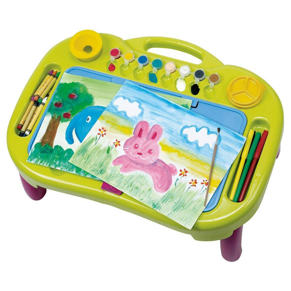 PlayGo Draw & Carry Desk 31pcs