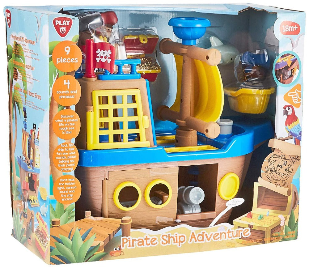 PlayGo Pirate Ship Adventure