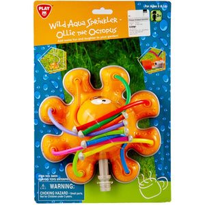 PlayGo Wild Aqua Sprinkler Ollie The Octopus