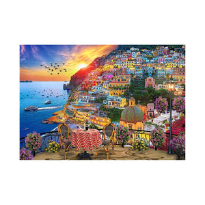 RGS Group Adult Puzzle - Positano Italy 2000 Pieces