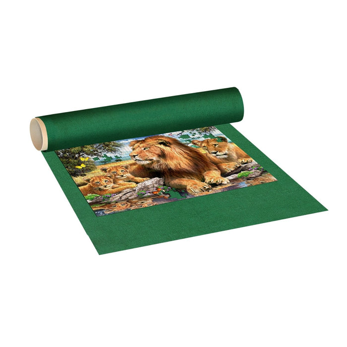 RGS Group Puzzle Roll Up Felt Mat