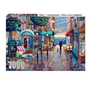 RGS Rainy Day 1000pc Adult Puzzle