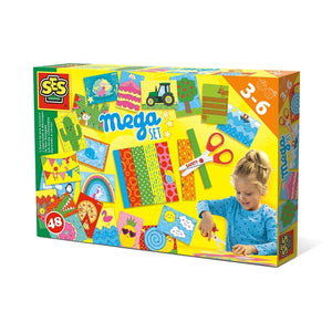 SES Creative I Learn To Use Scissors - Mega Set