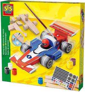 SES Creative Racing Car Including Paint & Brush