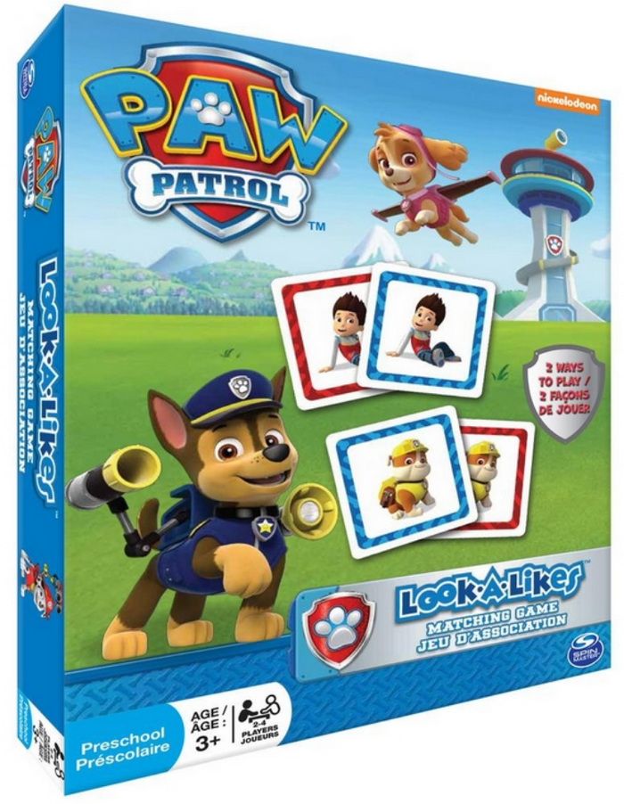 Paw Patrol Look A Likes