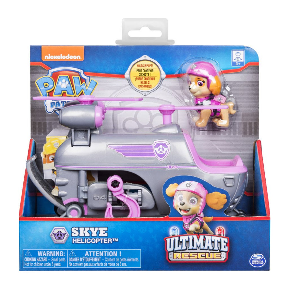 Paw Patrol Ultimate Rescue - Skye's Helicopter