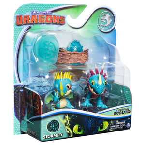 DreamWorks Mini Dragons Evolution Pack