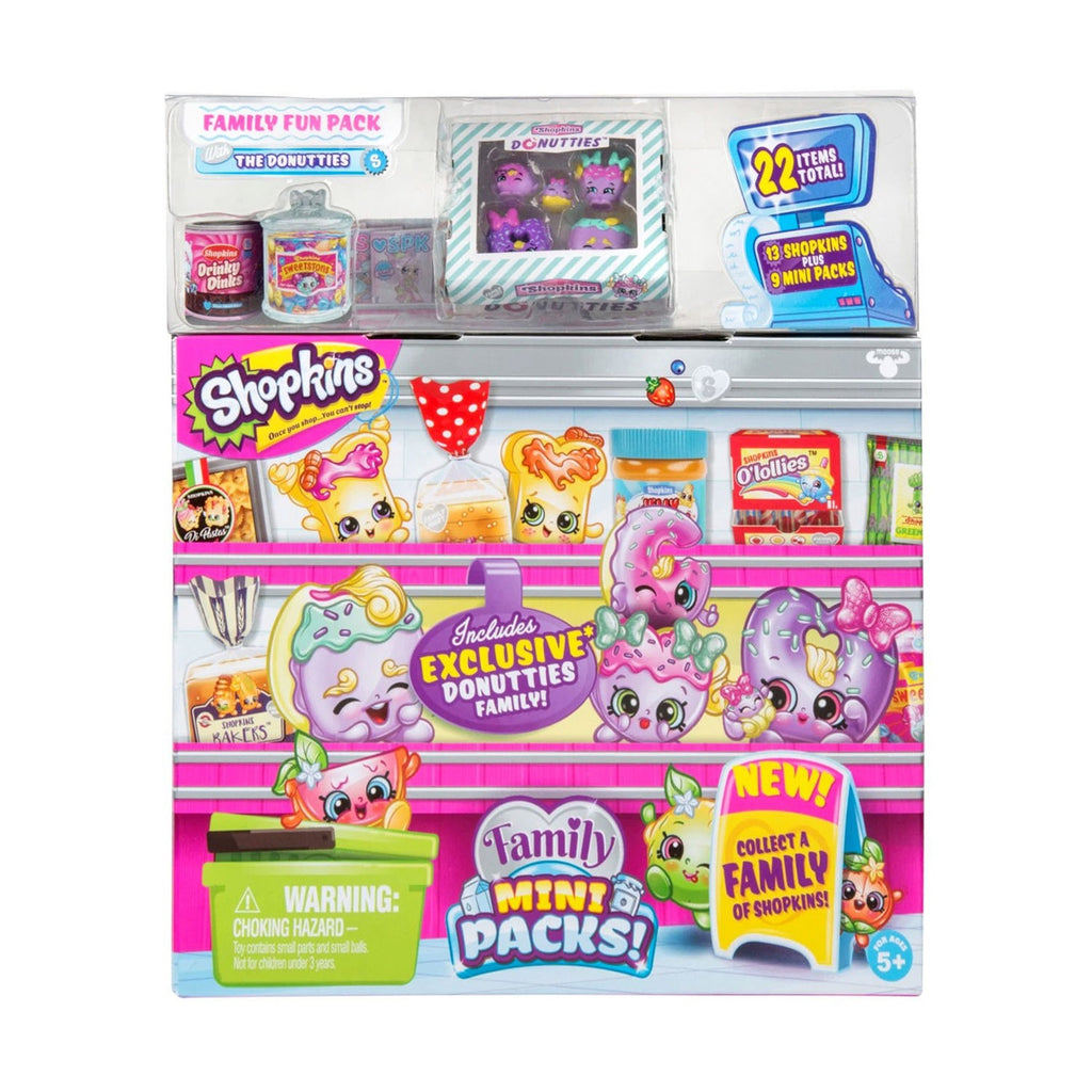 Shopkins Family Fun Pack Donutties